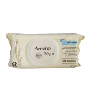 AVEENO DAILY CARE SALVIETTINE BABY 72 PZ