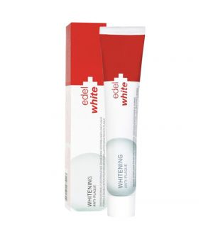 EDEL WHITE DENTIFRICIO WHITENING ANTIPLACCA AL FLUORO 75 ML