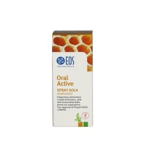 EOS ORAL ACTIVE SPRAY GOLA 20 ML