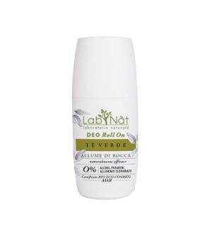 LABNATÙ DEO ROLL ON ALLUME DI ROCCA TE VERDE 75 ML