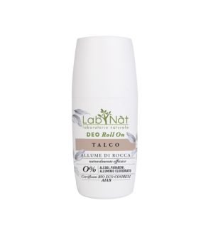 LABNATÙ DEO ROLL ON ALLUME DI ROCCA TALCO 75 ML